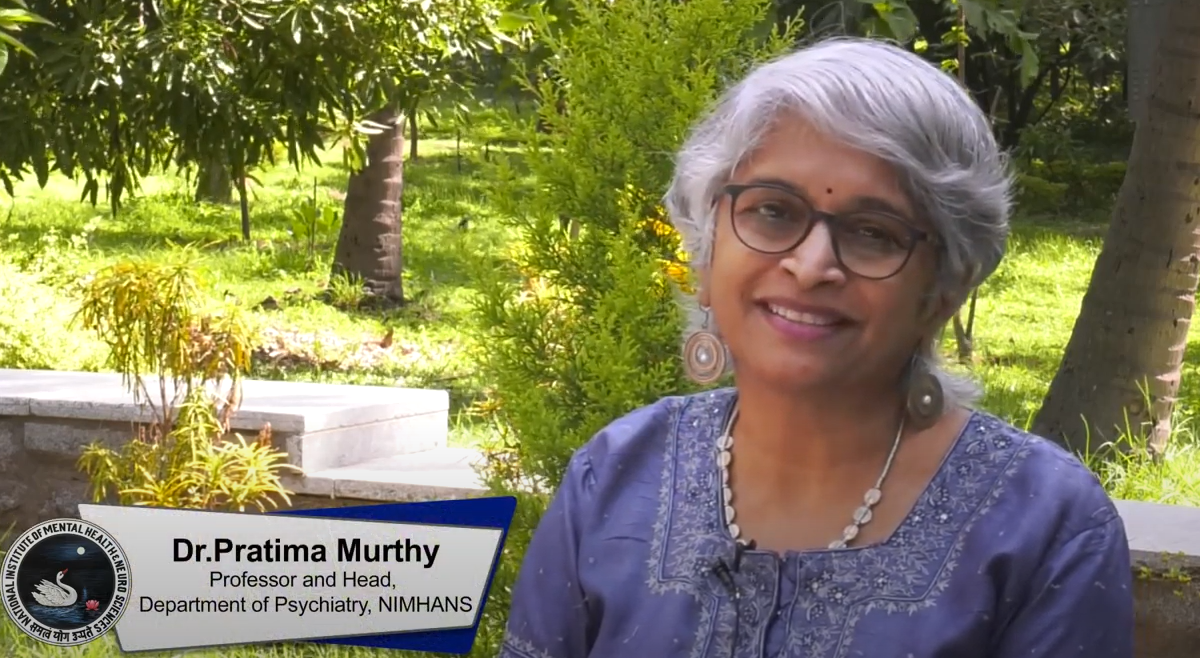 World No Tobacco Day 2021 || Commit to Quit  Address by Dr. Pratima Murthy